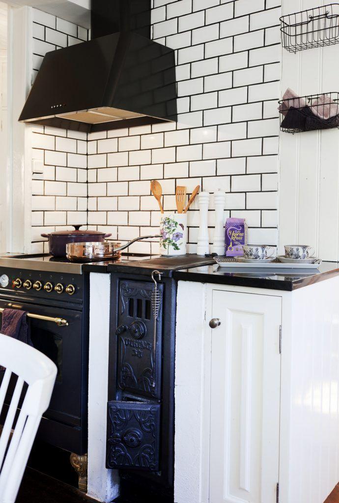 75 best Küche images on Pinterest Kitchen, Kitchen ideas and - wohnzimmer und küche zusammen