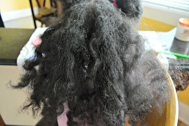 The hair regimen that I've used for 2 years to grow my daughter natural hair using the loc method. I use a regimen of water, olive oil and Cantu leave In.