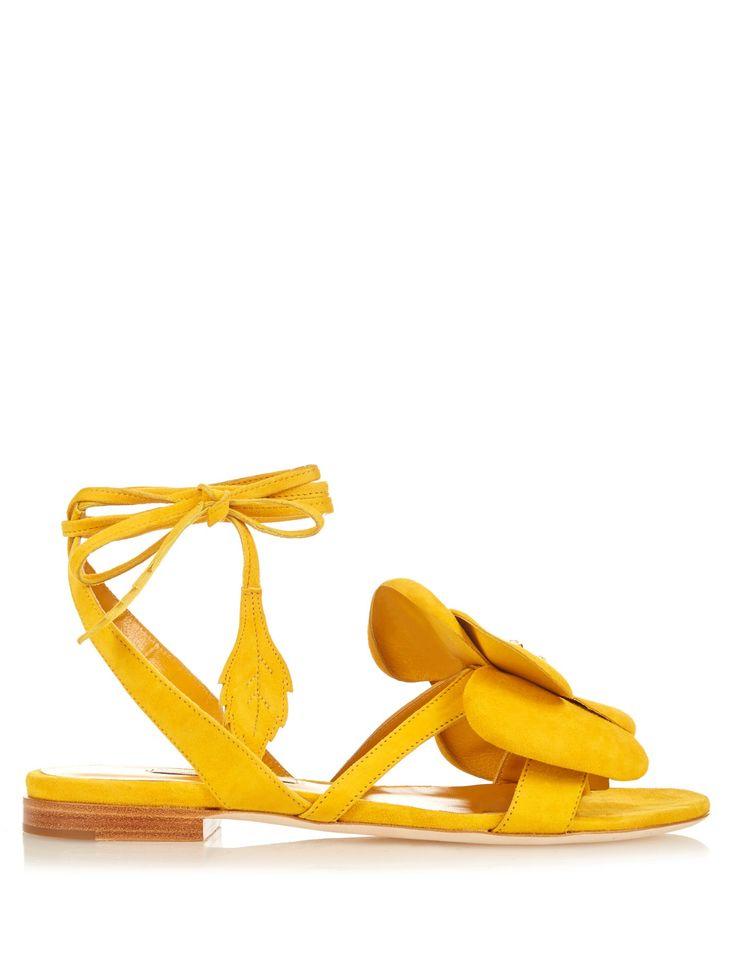 chain detail pumps - Yellow & Orange Olgana Paris naxaXb