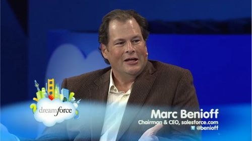 「ワールドクラスのソフトウェア会社になる方法」 エリック・シュミット氏とマーク・ベニオフ氏の対談(前編)