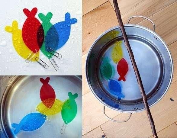 30 Ideias De Brinquedos Com Reciclados Aluno On Juguetes Educativos Para Niños Imanes Para Niños Artesanías De Niños