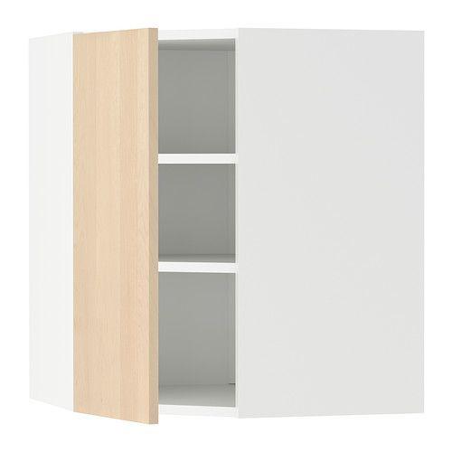 FAKTUM Armário de parede canto - Nexus chapa de bétula, 60x70 cm  - IKEA