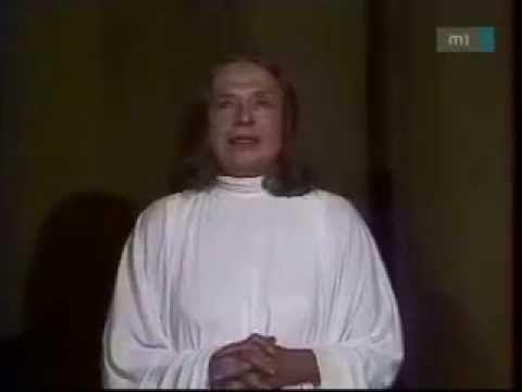 Mezei Mária - Babits Mihály: Zsoltár gyermekhangra (1980).wmv - YouTube