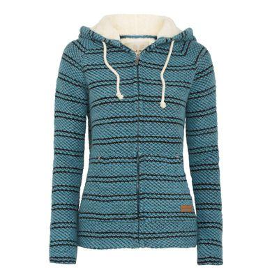 Otrera Full Zip Hoody Inca Knit
