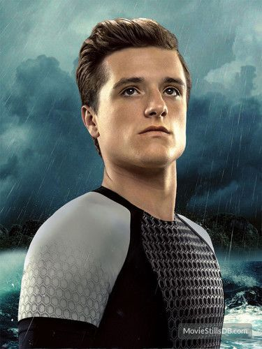 the hunger games peeta...