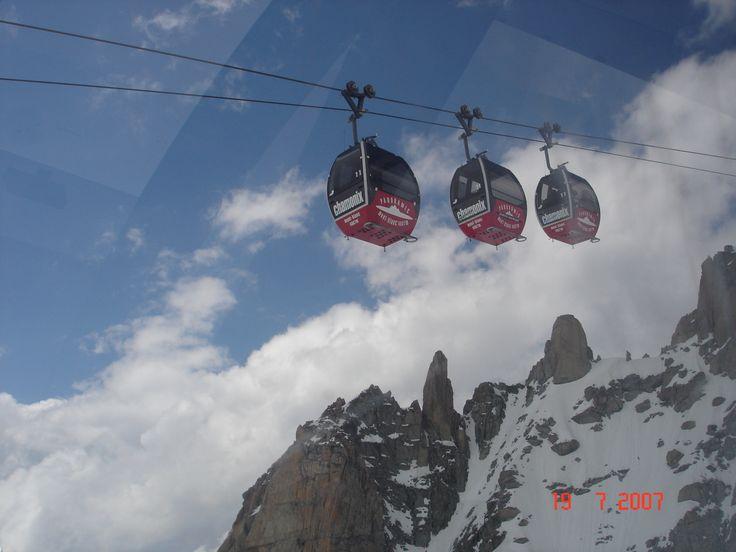 Chamonix (Mont Blanc)-France