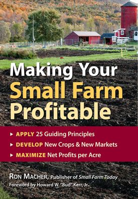 Making Small Farm Profitable Cover