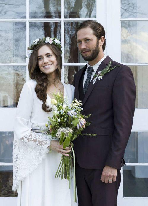 Le mariage de Marnie Michaels et Desi Harperin dans la série Girls