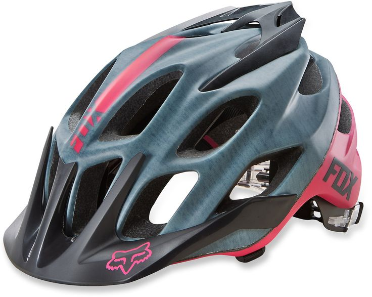 Fox Flux Mountain Bike Helmet - Women's - REI.com
