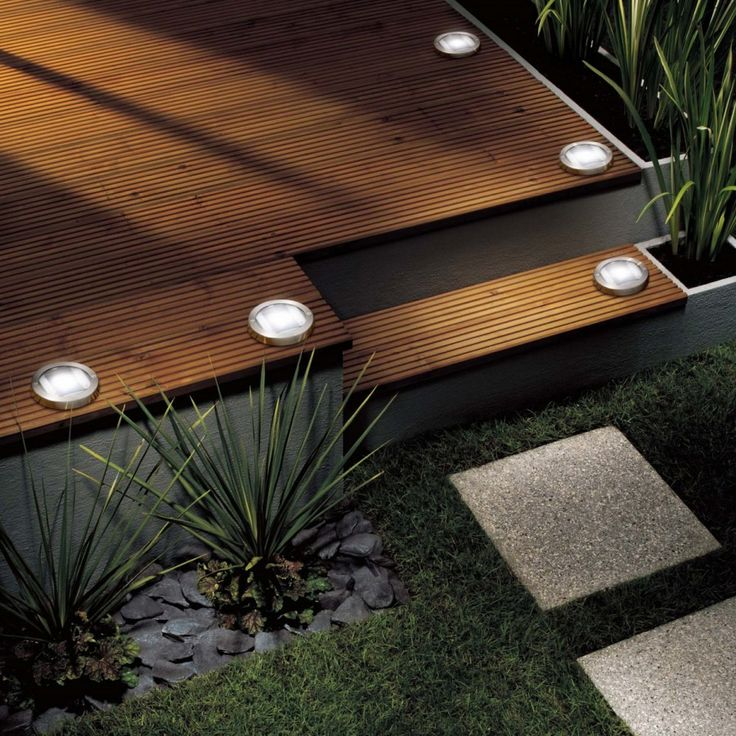 2 pack ice blue led stainless steel solar deck lights from 2 pack ice blue led stainless steel solar deck lights from litecraft 1850 dream deck pinterest decking solar and stainless steel aloadofball Gallery