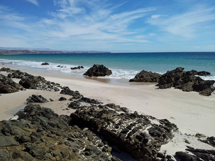 Carrickalinga Beach, South Australia. One of the best beaches of the coast of SA.