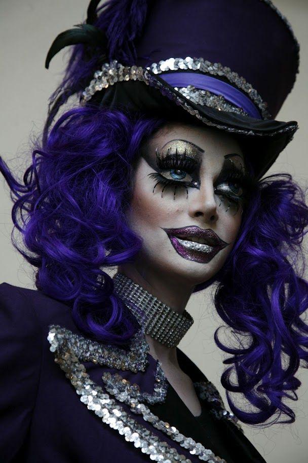 196 best Halloween Makeup & Costumes images on Pinterest ...