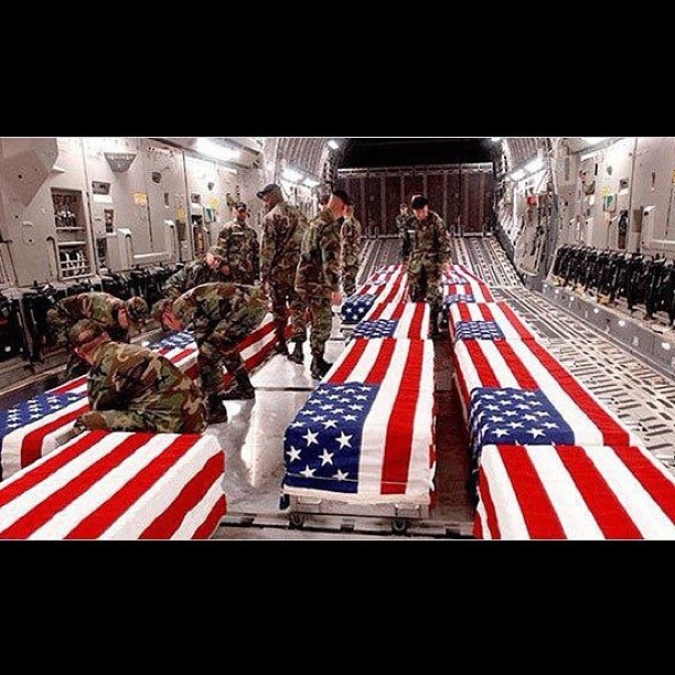 Some Gave All God Bless the troops.