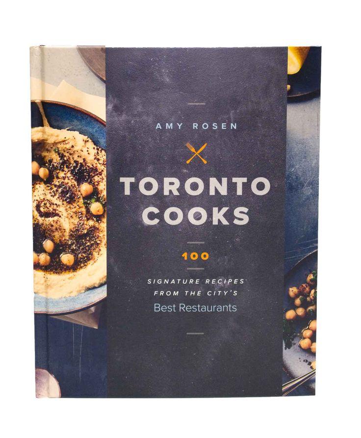 #6 - Toronto Cooks cookbook / Livre de recettes Toronto Cooks ~ For the full list of the CN Tower's TOP 10 Stocking Stuffers for 2014, visit http://www.cntower.ca / Pour la liste complète des 10 MEILLEURS cadeaux de bas de Noël 2014 de la Tour CN visitez http://www.cntower.ca