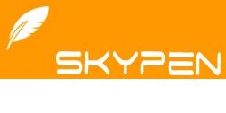 Logo of our new writer's forum skypen.co.uk
