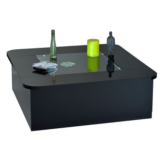 The Coffee Table Also Comes With Optional Led Lighting Plug In Electrical Socket Not Battery