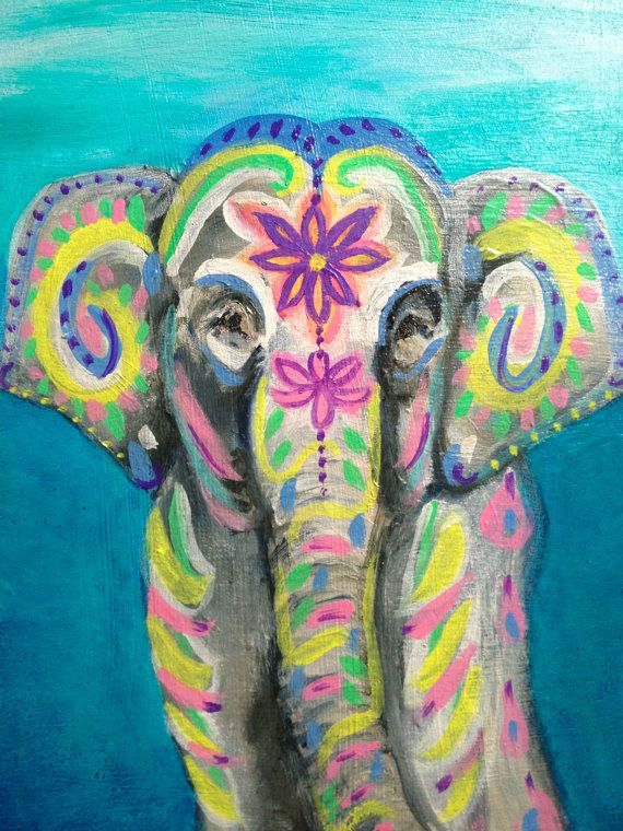 the 25 best indian elephant art ideas on pinterest