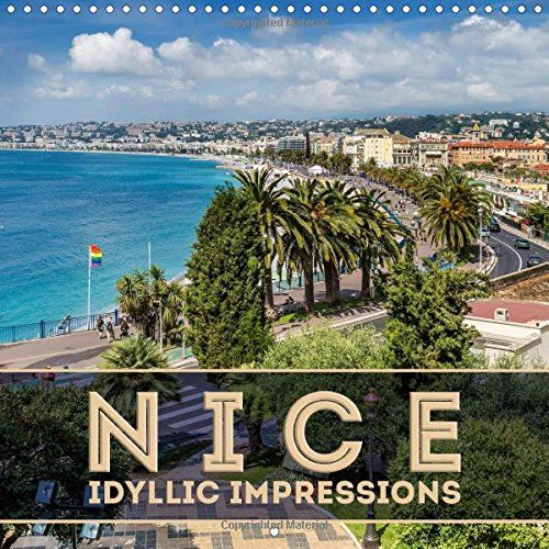 Nice Idyllic Impressions 2017: Gorgeous Cityscapes (Calve... https://www.amazon.co.uk/dp/1325219266/ref=cm_sw_r_pi_dp_x_VNBoyb9A1NQ6D #calendar #square #UK #international #calendar2017 #wall #Nice #France #city #CotedAzur #sights