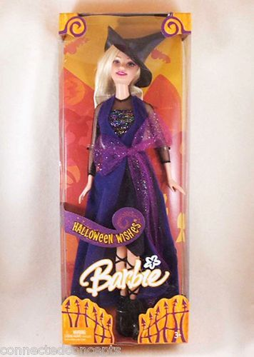$12.99 2005 Halloween Wishes Barbie Doll Target Exclusive NRFB - Available at Connected Concepts e-Commerce Shop at eBay Stores