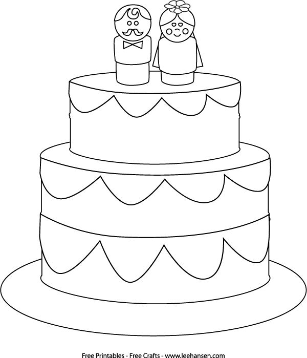Fancy Wedding Coloring Book Download