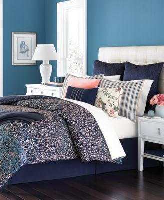 martha stewart collection cloister 10pc king comforter set only at