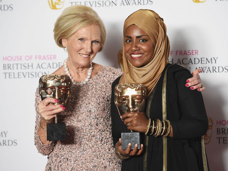 You won't believe what Nadiya Hussain's friends thought when she appeared on the Bake Off prima.co.uk