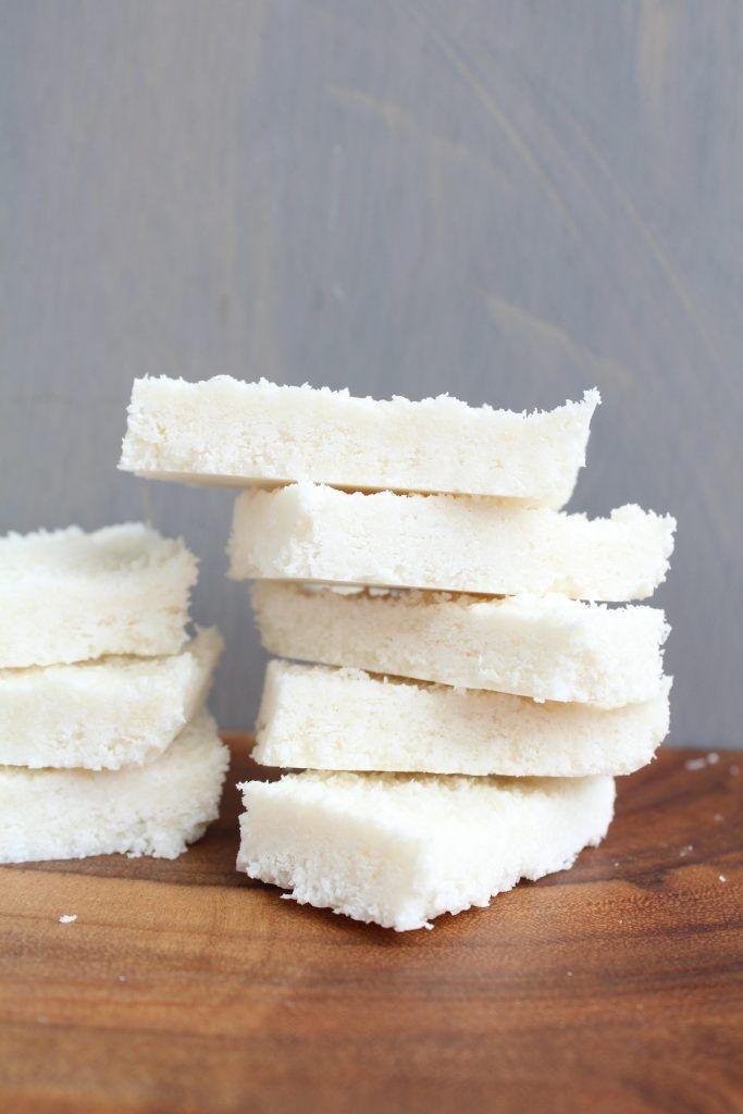No-bake kokosrepen - het perfecte tussendoortje tussendoor!