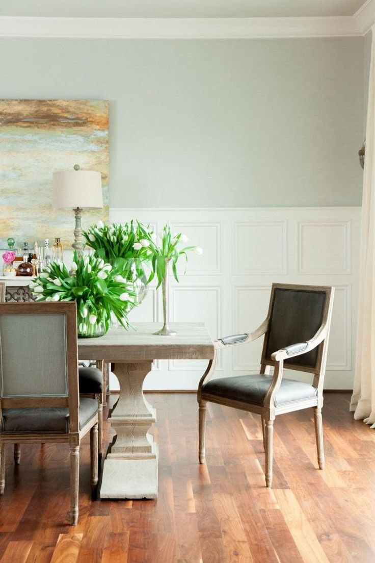 les 25 meilleures id es de la cat gorie boiserie murale sur pinterest boiserie blanche. Black Bedroom Furniture Sets. Home Design Ideas