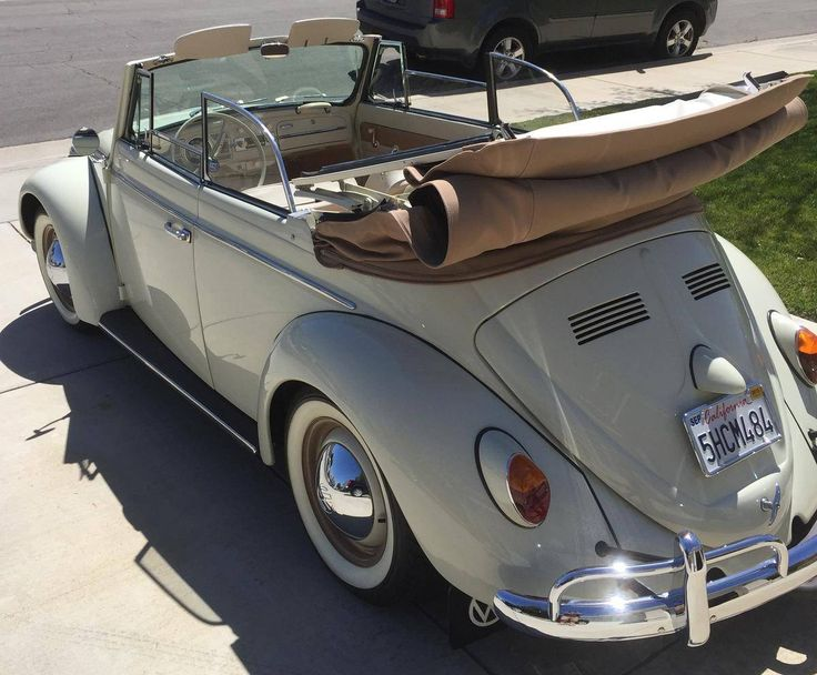 1964 Volkswagen Beetle for sale #1993774 - Hemmings Motor News