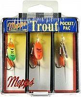Mepps Aglia Plain Trout Fishing Lure Pocket Pack *** More info could be found at the image url.