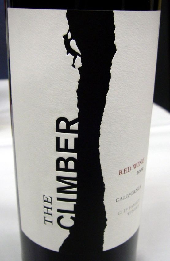 That's one cool wine label and I am not the only one who thinks this!