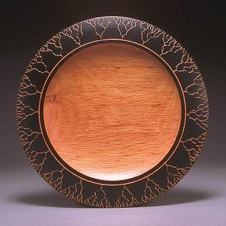 turned wooden platters - Google Search
