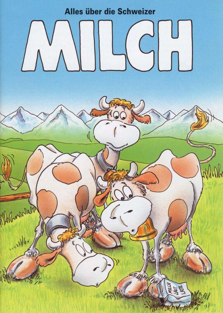 Alles über Schweizer Milch