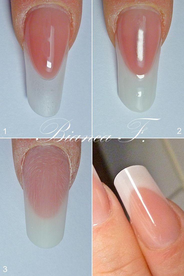 82 besten Nagelformen Bilder auf Pinterest | Nageldesign, Edge nails ...