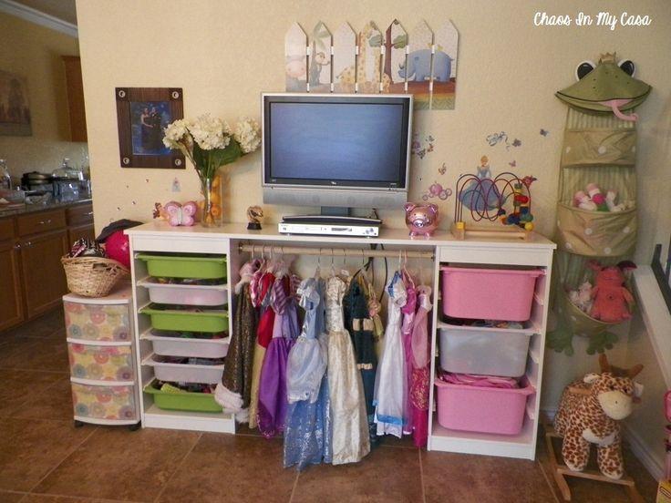 Toy Room Organisation Inspiration