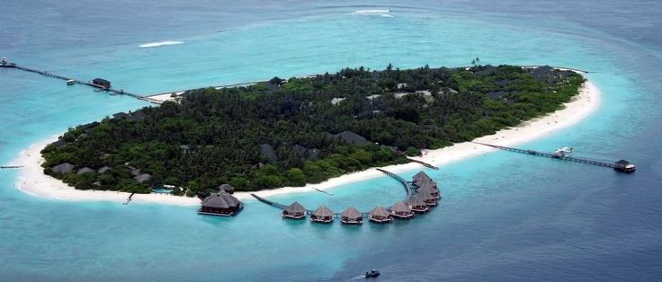 Adaaran Select Meedhupparu Maldives