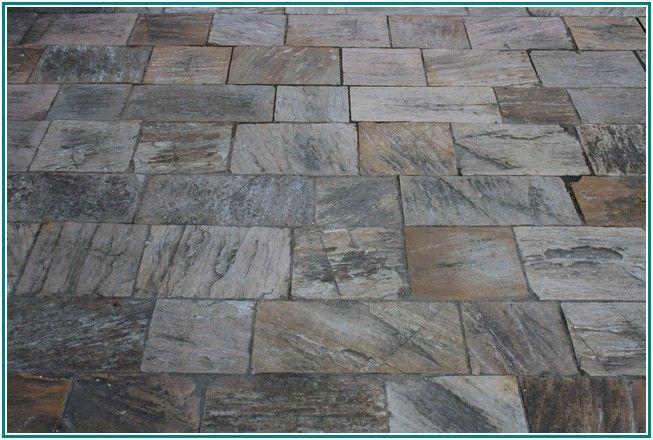 Unusually Natural Stone Flooring
