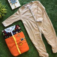 Jual jual baju bayi lucu - sleepsuit Carter 3in1 - Lintangmomsneed.babyshop | Tokopedia
