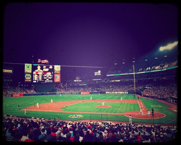 The one, the only ... Turner Field