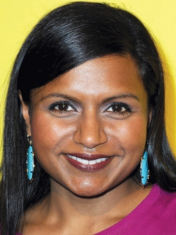 TCA 2012: Mindy Kaling Confirms 'Office' Return, Forecasts Kelly's Exit: Best Friends, Mindy And Forth, Bff, Celeb Style Women S, Beautiful Color, Mindy Project, 19 Reasons, Entertainment
