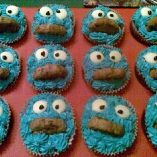I made these tonight for my daughter turning 5 tomorrow. Hope her class enjoy them!