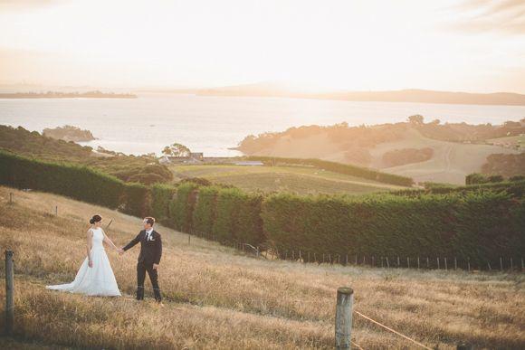 Waiheke Wedding by Coralee Stone Photography