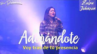 Adorándote - Su Presencia | Soluciones Live ft. Marcela Gandara & Zaira Johnson - YouTube