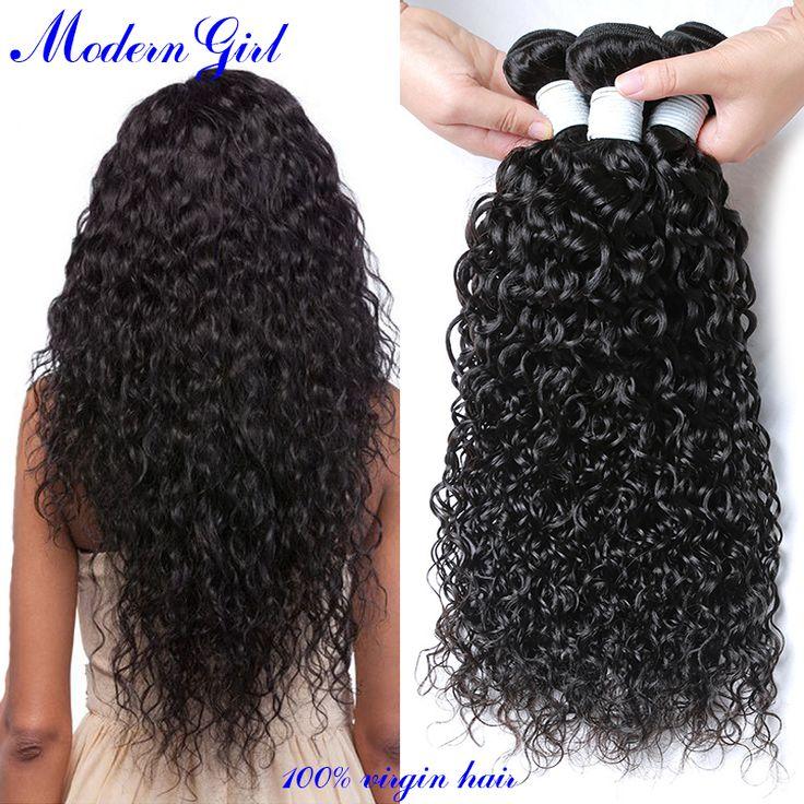 7a Mink Brazilian Hair 3pcs Wet And Wavy Virgin Brazilian Hair Brazilian Water Wave Human Hair Weave Bundles Rosa Hair Products