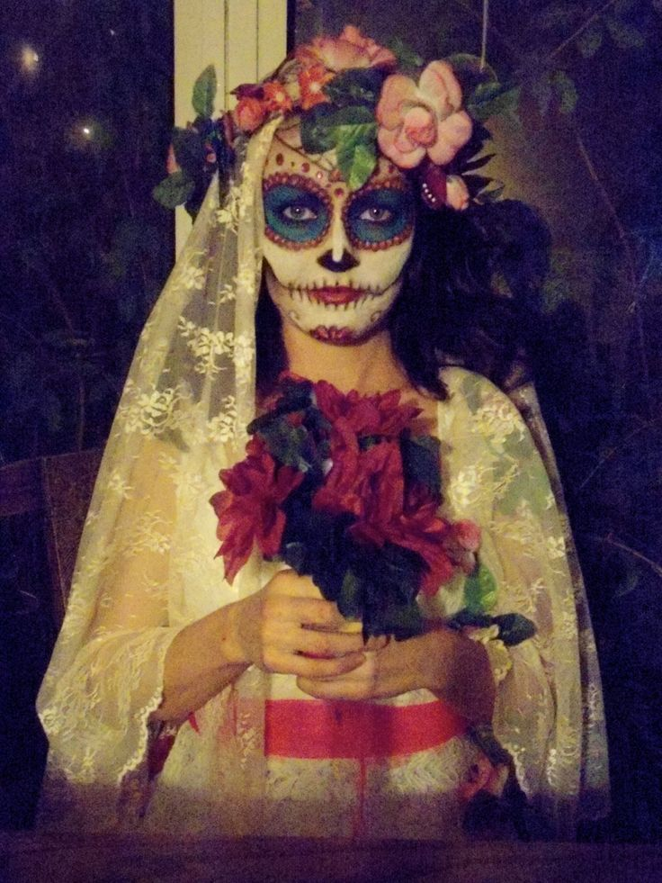 116 best Day of the Dead ideas images on Pinterest   Day of the ...