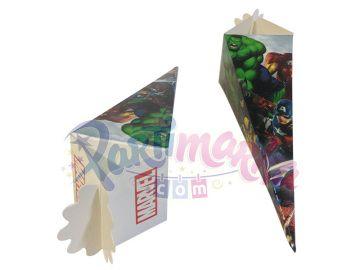 Avengers Doğum Günü Şeker Kutusu