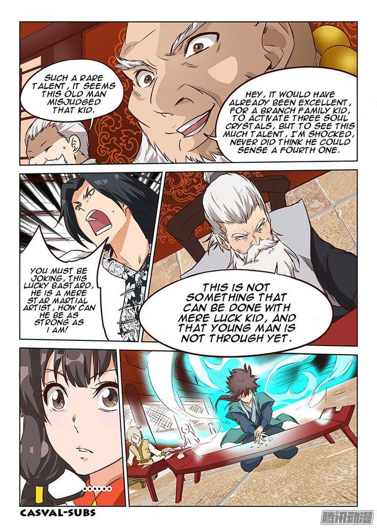 MangaHere Mobile Martial, Anime, Manga