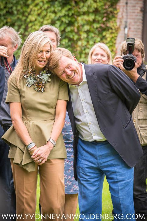 """July 8, 2016 - The Royal Family hold their annual summer photosession at their private residence, Villa Eikenhorst, in Wassenaar."""""""