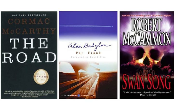With Fallout 4 taking up most of our time, it got us thinking about the end of the world. Here are the top 12 best post apocalyptic books to read.