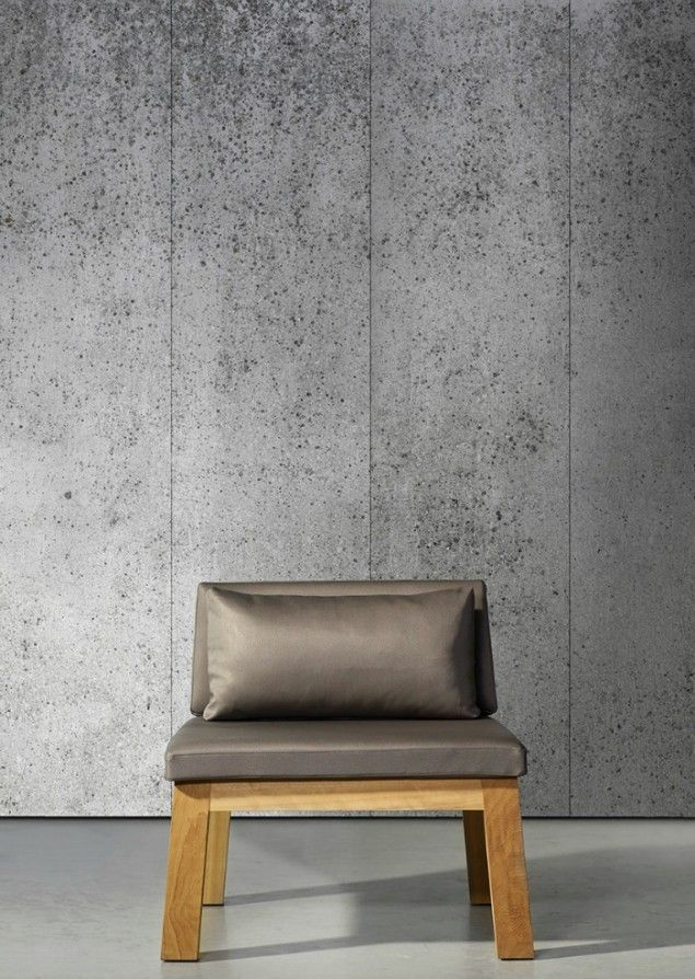 Concrete wallpaper 4 by Piet boon for NLXL